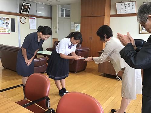 令和元年度 熊本県国際交流事業派遣