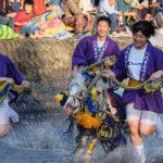 八代妙見祭 東高飾馬